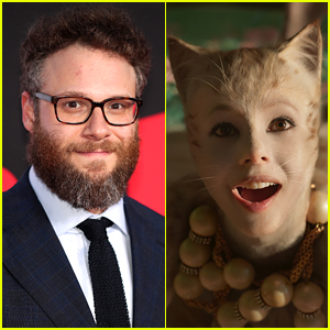 Seth Rogen Hilariously Live-Tweets the 'Cats' Movie