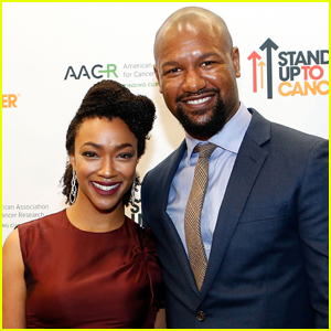 Sonequa Martin-Green Expecting Second Child with Husband Kenric Green!