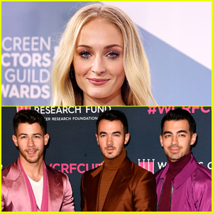 Here's Why Sophie Turner 'Hated' the Jonas Brothers Growing Up
