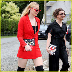 Sophie Turner Hated the Outfit She Wore to Kit Harington's Wedding