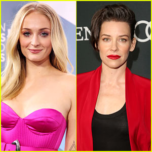Sophie Turner Throws Shade at Evangeline Lilly for Her Controversial Stance on Social Distancing