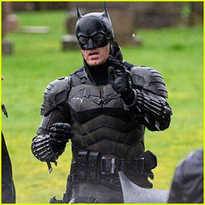 Robert Pattinson's 'The Batman' Halts Production in the UK Amid Coronavirus Pandemic
