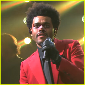 The Weeknd Performs 'Blinding Lights' & 'Scared to Live' on 'Saturday Night Live' - Watch!