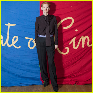 Tilda Swinton Hosts Special Screening of 'The Garden' at BFI Southbank in Support of Prospect Cottage!