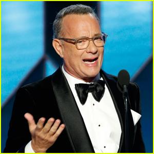 Tom Hanks Provides Uplifting Update After Coronavirus Diagnosis