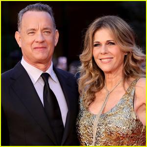Tom Hanks & Rita Wilson Leave Australia Hospital Five Days After Testing Positive for Coronavirus