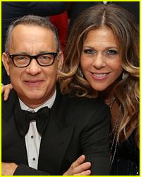 Tom Hanks & Rita Wilson Photographed Days Before Coronavirus Diagnosis