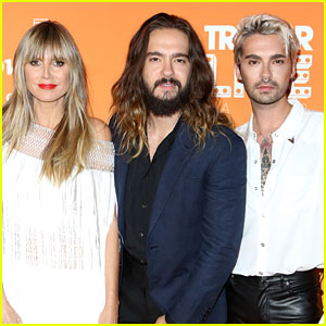 Tom Kaulitz Tests Negative for Coronavirus After Getting Tested with Wife Heidi Klum
