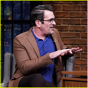 Ty Burrell Opens Up About the Emotional Ending of 'Modern Family' - Watch! (Video)
