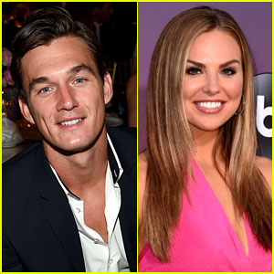 Tyler Cameron Jokes That He's Dating His Friend, Not Hannah Brown