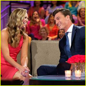 'The Bachelor' Host Chris Harrison Wants to Officiate Tyler Cameron & Hannah Brown's Wedding!