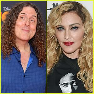 Weird Al Yankovic Mocks Madonna's Quarantine Bathroom Performance