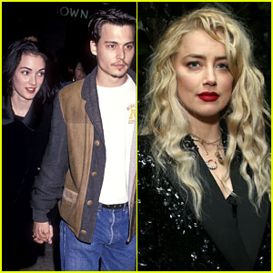 Winona Ryder Defends Her Ex Johnny Depp, Says Amber Heard's Accusations Are 'Impossible to Believe'