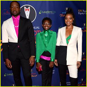 Zaya Wade Makes Red Carpet Debut Alongside Supportive Parents Dwyane Wade & Gabrielle Union!