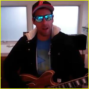Adam Sandler Debuts His New 'Quarantine Song' Praising Medical Workers on 'Fallon' - Watch Here!