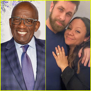Al Roker Celebrates Daughter Courtney Getting Engaged!