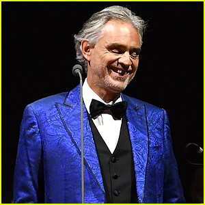 Andrea Bocelli To Perform In Empty Cathedral For Easter Sunday Concert
