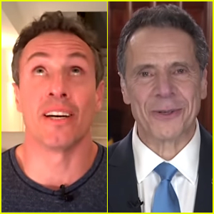 Chris Cuomo & NY Governor Brother Andrew's Latest Interview Includes Embarrassing Throwback Photo