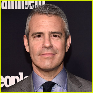 Andy Cohen Says Lockdown Is Longest He's Gone Without Sex