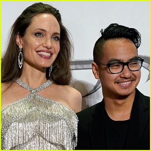 Angelina Jolie Reveals Maddox Will Return to College 'As Soon As Things Settle'
