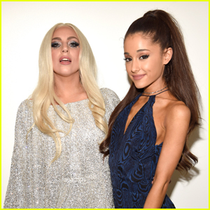 Ariana Grande Is 'Crying' at Being Named the Princess to Lady Gaga's Queen!