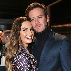 Armie Hammer & Elizabeth Chambers Are Quarantining in the Cayman Islands