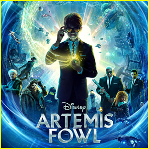 'Artemis Fowl' Gets a Disney+ Release Date!