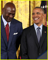Fans Are Talking About the Title Barack Obama Was Given in Michael Jordan's Documentary