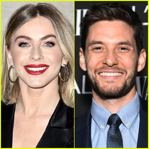 Julianne Hough & Westworld's Ben Barnes Photographed Together While Brooks Laich Quarantines Separately