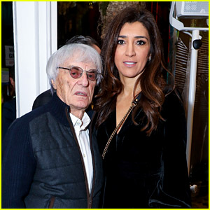 Formula 1's Bernie Ecclestone, 89, Is Expecting a Baby with Wife Fabiana, 44