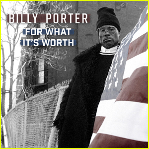 Billy Porter Releases Politically Charged Single 'For What It's Worth'
