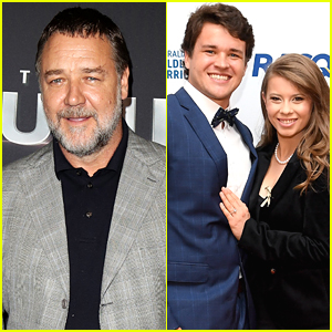 Here's What Russell Crowe Gifted Bindi Irwin & Chandler Powell For Their Wedding