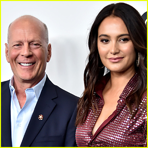 Bruce Willis' Wife's Comment on His Quarantine Photo with Demi Moore Has Some Fans Confused