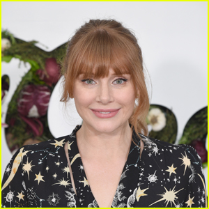 Bryce Dallas Howard Dyes Her Hair Fuchsia for April Fool's Day