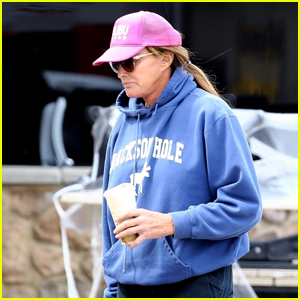 Caitlyn Jenner Shares What She's Been Up To While at Home