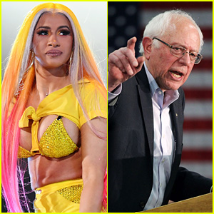 Cardi B Slams Young Bernie Sanders Supporters After He Drops Out: 'Y'all Motherf--kers Don't Vote'