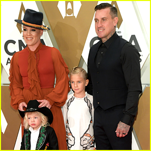 Carey Hart Details Wife Pink & Son Jameson's Battle With Coronavirus