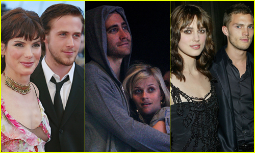 All the Celebrity Couples You Totally Forgot Dated Back in the Day