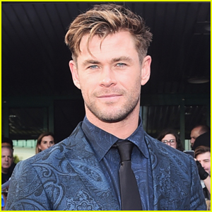 Chris Hemsworth Offering Guided Meditation to Help Kids with Stress & Anxiety