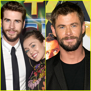 Did Chris Hemsworth Throw Some Subtle Shade at Miley Cyrus?