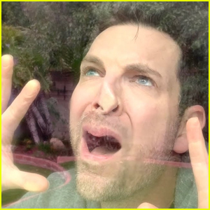 'The Voice' Alum Chris Mann Makes Hilarious Quarantine-Themed Parodies - Watch His Spoof of Adele's 'Hello'!