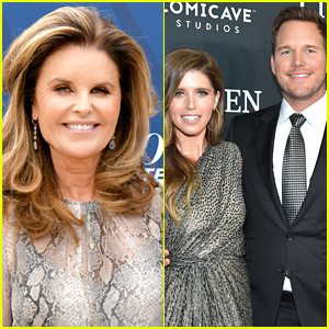 Chris Pratt's Mother-in-Law Maria Shriver Brings Up Pregnancy News in an Instagram Live!