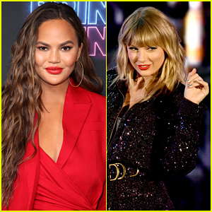 Chrissy Teigen Clarifies That She Wasn't Talking About Taylor Swift in a Recent Tweet