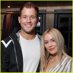 Colton Underwood Lets Cassie Randolph Give Him a Haircut & The Results Are Hysterical!