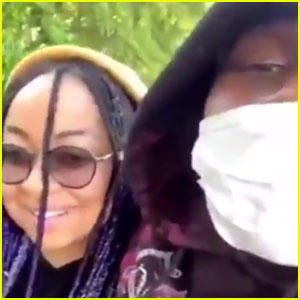 DaBaby Goes to Raven Symone's House After Revealing His Crush to Her on Instagram Live