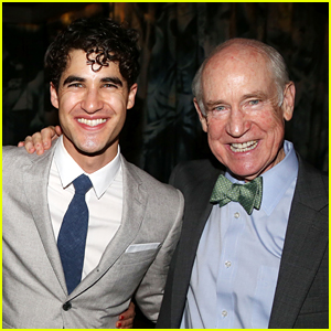 Darren Criss Mourns the Death of His Dad - Read His Touching Post