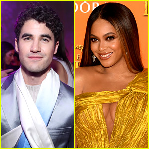 Darren Criss Reacts to Beyonce Singing the Song He Asked to Perform on 'Disney Family Singalong'