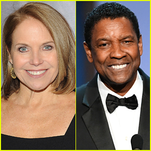 Katie Couric Says She Was 'Shaken' & 'Uncomfortable' After This Denzel Washington Interview