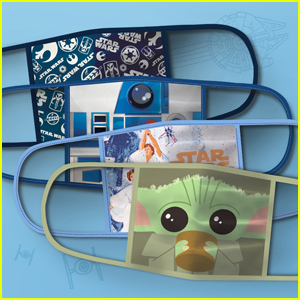 Disney Is Selling Face Masks Featuring Baby Yoda, Pixar Characters, & More for Charity!
