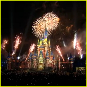 Disney World's Happily Ever After Fireworks Show Is Now Streaming Online - Watch Here!